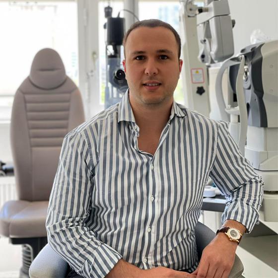 Dr Sofiane Ouanezar Ophtalmologue Courbevoie